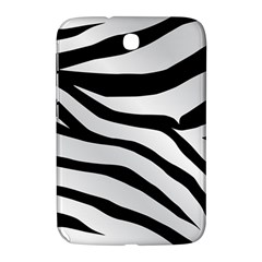 White Tiger Skin Samsung Galaxy Note 8 0 N5100 Hardshell Case