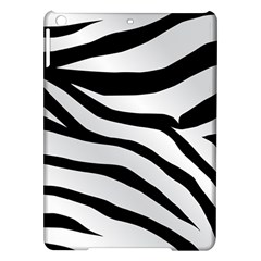 White Tiger Skin Ipad Air Hardshell Cases