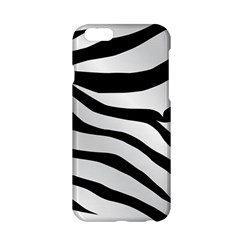 White Tiger Skin Apple Iphone 6/6s Hardshell Case by BangZart