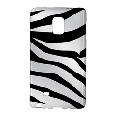 White Tiger Skin Galaxy Note Edge