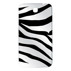 White Tiger Skin Samsung Galaxy Mega I9200 Hardshell Back Case by BangZart