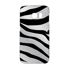 White Tiger Skin Galaxy S6 Edge