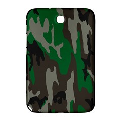 Army Green Camouflage Samsung Galaxy Note 8 0 N5100 Hardshell Case