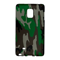 Army Green Camouflage Galaxy Note Edge