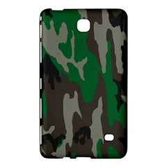 Army Green Camouflage Samsung Galaxy Tab 4 (8 ) Hardshell Case
