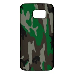 Army Green Camouflage Galaxy S6 by BangZart