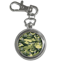 Camouflage Camo Pattern Key Chain Watches by BangZart