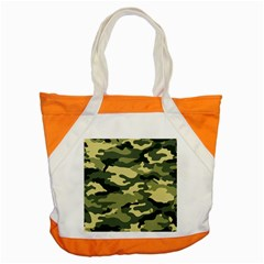 Camouflage Camo Pattern Accent Tote Bag by BangZart