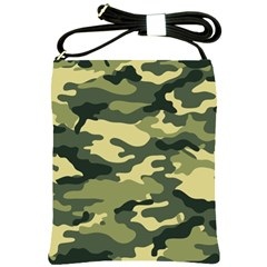 Camouflage Camo Pattern Shoulder Sling Bags by BangZart