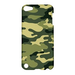 Camouflage Camo Pattern Apple Ipod Touch 5 Hardshell Case by BangZart