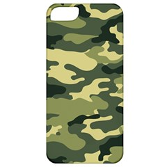 Camouflage Camo Pattern Apple Iphone 5 Classic Hardshell Case by BangZart