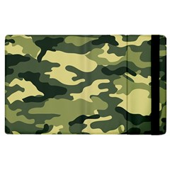 Camouflage Camo Pattern Apple Ipad 2 Flip Case by BangZart