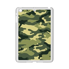 Camouflage Camo Pattern Ipad Mini 2 Enamel Coated Cases by BangZart