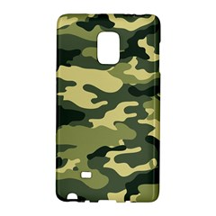 Camouflage Camo Pattern Galaxy Note Edge by BangZart