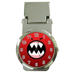 Funny Angry Money Clip Watches by BangZart