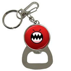 Funny Angry Button Necklaces