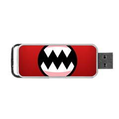 Funny Angry Portable Usb Flash (two Sides) by BangZart