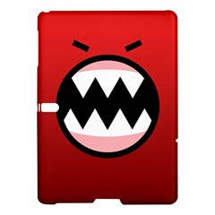 Funny Angry Samsung Galaxy Tab S (10 5 ) Hardshell Case  by BangZart