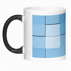 Blue Squares Iphone 5 Wallpaper Morph Mugs by BangZart