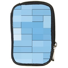 Blue Squares Iphone 5 Wallpaper Compact Camera Cases