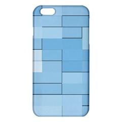 Blue Squares Iphone 5 Wallpaper Iphone 6 Plus/6s Plus Tpu Case