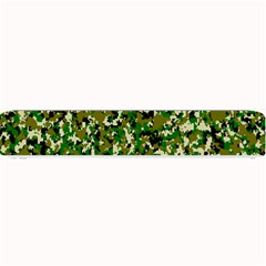 Camo Pattern Small Bar Mats by BangZart