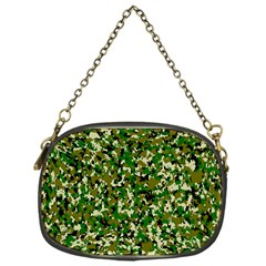 Camo Pattern Chain Purses (one Side)