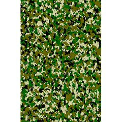 Camo Pattern 5 5  X 8 5  Notebooks by BangZart