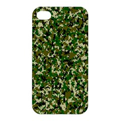 Camo Pattern Apple Iphone 4/4s Premium Hardshell Case