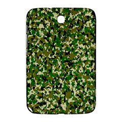 Camo Pattern Samsung Galaxy Note 8 0 N5100 Hardshell Case  by BangZart
