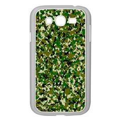 Camo Pattern Samsung Galaxy Grand Duos I9082 Case (white)