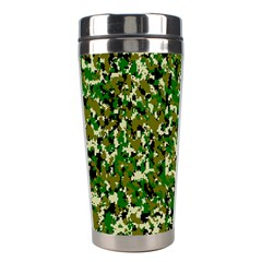 Camo Pattern Stainless Steel Travel Tumblers by BangZart