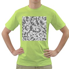 Camouflage Patterns Green T Shirt