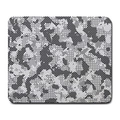 Camouflage Patterns Large Mousepads by BangZart