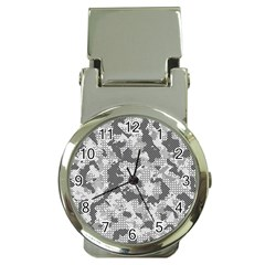 Camouflage Patterns Money Clip Watches by BangZart