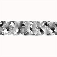 Camouflage Patterns Large Bar Mats by BangZart