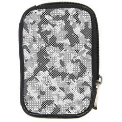 Camouflage Patterns Compact Camera Cases by BangZart
