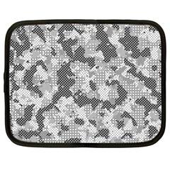 Camouflage Patterns Netbook Case (xl)