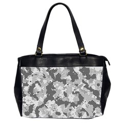 Camouflage Patterns Office Handbags (2 Sides)  by BangZart