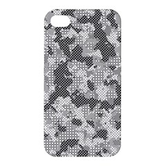 Camouflage Patterns Apple Iphone 4/4s Premium Hardshell Case by BangZart