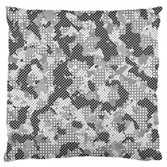 Camouflage Patterns Large Cushion Case (one Side) by BangZart