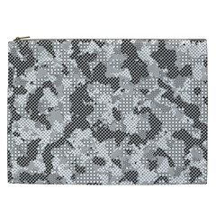 Camouflage Patterns Cosmetic Bag (xxl)  by BangZart