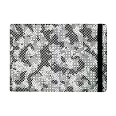 Camouflage Patterns Apple Ipad Mini Flip Case