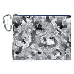 Camouflage Patterns Canvas Cosmetic Bag (xxl) by BangZart
