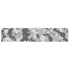 Camouflage Patterns Flano Scarf (small) by BangZart