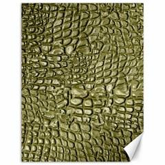 Aligator Skin Canvas 12  X 16