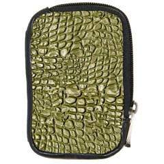 Aligator Skin Compact Camera Cases by BangZart