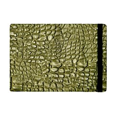 Aligator Skin Ipad Mini 2 Flip Cases by BangZart