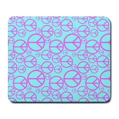 Peace Sign Backgrounds Large Mousepads