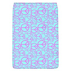 Peace Sign Backgrounds Flap Covers (l)